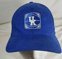 UK KENTUCKY WILDCATS Hat NCAA Basketball Nike Team Cap Blue Size S/M Cotton