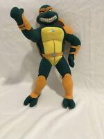 Teenage Mutant Ninja Turtles 2008 Fast Forward TMNT Michelangelo Plush Toy