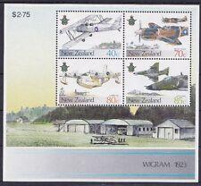 Nuova Zelanda New Zealand 1987 Bf 58 Royal Air Force MNH