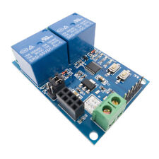 ESP8266 ESP-01 5V WiFi Relay Module Board 2-Channel For IOT Smart Home APP