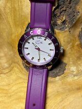 Lacoste Ladies Purple All Stainless Steel Watch