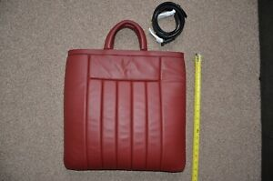 Genuine Dunhill  Concours  Large adjustable strap soft leather Tote bag