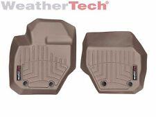 WeatherTech Car Floor Mats Floor Liner for Volvo S60/V60/XC60 - 1st Row - Tan
