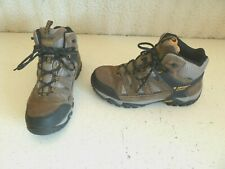 Hi-Tec Sonorous Mid WP i-Shield Waterproof Hiking Boots Mens Size 10.5 Excellent