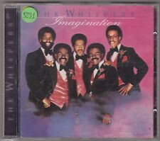 THE WHISPERS - imagination CD