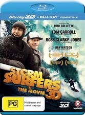 Storm Surfers - The Movie (Blu-ray, 2013)