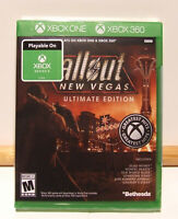 Fallout New Las Vegas Ultimate Edition - Xbox One/Xbox 360 - New Factory Sealed