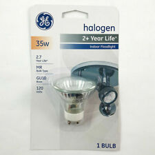GE 35w 120v FMW MR16 GU10 Edison Quartzline Flood FL Halogen Light Bulb