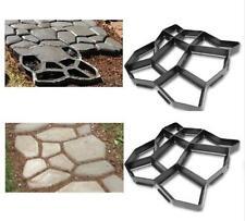 Garden Concrete DIY Stone Plastic Mold Pathways Paving Mold Pathmate Shovel