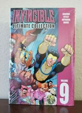 INVINCIBLE ULTIMATE COLLECTION HC VOL 9 Robert Kirkman Factory Sealed 9.8 NM/MT
