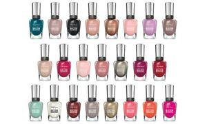 Sally Hansen **Salon Manicure**Color Therapy**Xtreme Nail Polish Nail Vanish