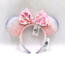 Exclusive Resort Sakura Pink Shanghai 2020 Minnie Ears Disney Parks Headband