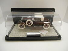 "Franklin Mint  ""1925 Hispano-Suiza H6B Kellner""  with Display Case   Scale 1:24"