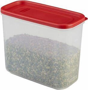 Rubbermaid 16-Cup 16C Dry Food Container, Clear