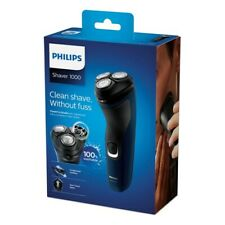 Rasoio da Barba Philips S1131/41 Powertouch Ricaricabile testine girevoli 4 vie