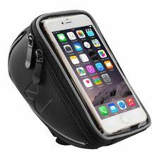 Fahrradtasche Lenker Handytasche PVC Touchschirm für Smartphones 6,5 Zoll 0.9L