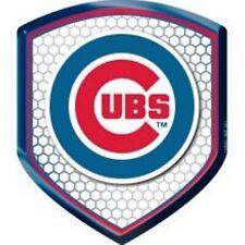 Chicago Cubs High Intensity Shield Reflector Emblem Decal Sticker Auto Home
