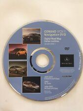 05-07 MERCEDES-BENZ M, R, G &  GL NAVIGATION DVD DISC  BQ 646 0220 Ver. 2006.1