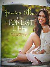 Jessica Alba Signed autograph proof COA The Honest Life