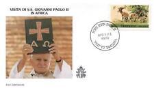 Tanzania 1990 Jan Pawel II papież John Paul Pope Papa Papst Giovani Paolo (90/7)