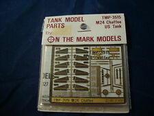 ON THE MARK MODELS PHOTO-ETCHED M24 CHAFFEE US TANK TMP-3515 1:35
