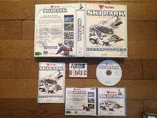 Ski Park Manager Val D'Isere Gestion PC Big Box grosse boite carton FR
