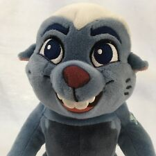 Disney Store Authentic Lion Guard BUNGA Blue Honey Badger Soft Plush king white