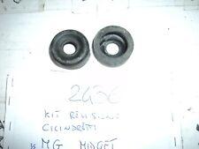 2436 - GOMMINI DI REVISIONE CILINDRETTI FRENO MG MIDGET SPRITE  MGB GT 3812-738