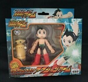 Astro Boy with Robita Tetsuwan Atom Takara osamu tezuka SPEJ anime 2003 MANGA