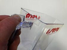 sera Fischfangbecher transparent zum Eintüten von Aquariumfischen 17x12,5x7,0 cm