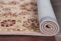 Hand-tufted Classic All-Over Floral BEIGE Oushak Oriental Area Rug Wool 5'x8'