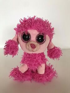 TY Patsy The Poodle Plush Toy
