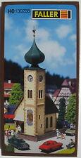 FALLER 130238 - Kirche - Spur H0 - Eisenbahn Modellbausatz