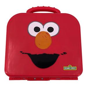 Sesame Street Workshop Elmo on the Go Alphabet Case Complete Hasbro 2014