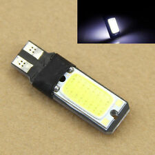 2PCs LED Bright White COB Canbus Side Lamp T10 W5W 194 168 Wedge Light Bulb 12V