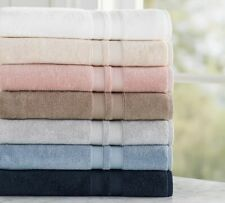 6 Piece Bath 100% Cotton Towel Set Extra Soft & Absorbent Towels