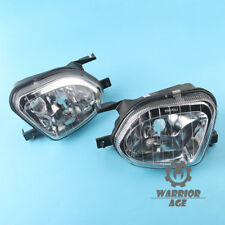 Pair Left Right Front Fog Light Lamp NO Bulb For Mercedes W211 E320 E350 03-06