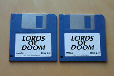 ~ Amiga Collectible ~ Lords of Doom (Softgold, 1993)
