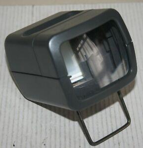 Kaiser Diascop Mini 2 Viewer - 35mm Slide / Transparency Viewer - Working