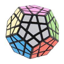 New Megaminx MagicSpeed Puzzle Cubes Pentagon 12Sides Gigaminx PVC Sticker