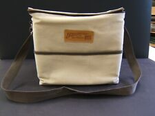 "Vintage Indiana Jones, ""The Last Crusade"",Canvas Cooler/Lunch Bag"