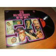 20 ALL TIME GREATS OF THE 50's MITCH MILLER / JOHNNY CASH &.. K-TEL Lp 1972