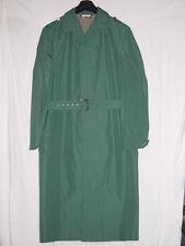 Volkspolizei Wettermantel grün, ungetragen Größe m52-2 Regenmantel, Trenchcoat