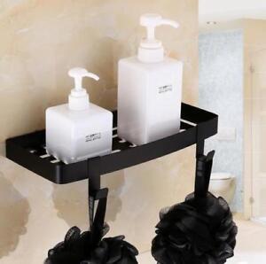 Stainless steel Corner Rectangle Shower Basket Caddy Shelf Rack Storage for Bath