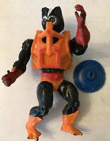 Stinkor 100% #1 Complete 1985 He-Man MOTU Mattel Masters of the Universe Vintage