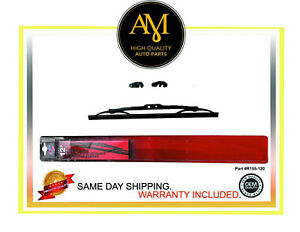 "Premium Quality Windshield Wiper Blade 12"" Rear 91-12 Guaranteed Fitment"