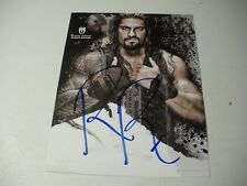 WWE Official Autograp[h 11 X !4 Glossy Of Roman Reigns 2014