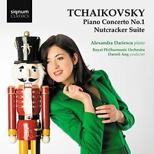 Alexandra Dariescu - Tchaikovsky Piano Concerto Nutcracker Suite [CD]