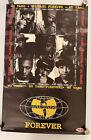 Wu-Tang Clan - Forever Promo Poster 22.5x34 Rakewon the Chef Ghostface Killa Rza