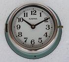 Vintage 1980's Original Slave Clock Nautical Marine Time Ship Kappa Quartz Korea